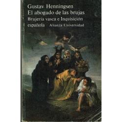 El abogado de las brujas. Brujería vasca e Inquisición.