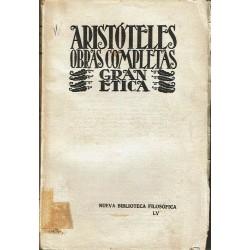 Gran ética. República ateniense. Economía.
