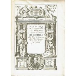 Historia de la insigne ciudad de Segovia. Tomos I y II.