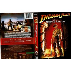 Indiana Jones et le Temple Maudit.