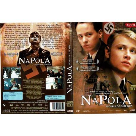 Napola, escuela de élite nazi.