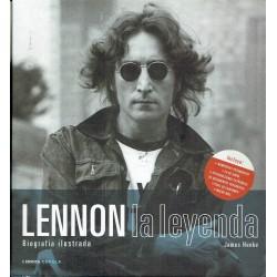 Lennon, la leyenda. Biografía ilustrada.