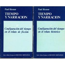 Tiempo y Narración i y II.