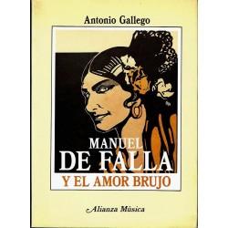 Manuel de Falla y El amor brujo.