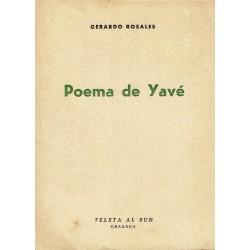Poema de Yavé.