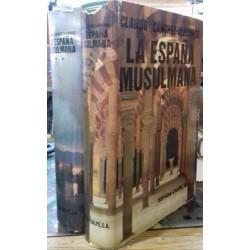 La España musulmana, 2 tomos.