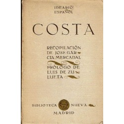 Ideario español. Costa.