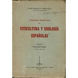Tratado práctico de viticultura y enología españolas. Tomo II: Enología.