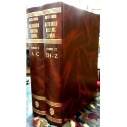 Diccionario medieval español. 2 vols.