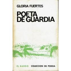 Poeta de guardia.