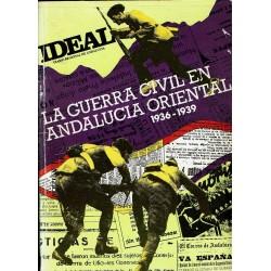 La guerra civil en Andalucía oriental 1936-1939
