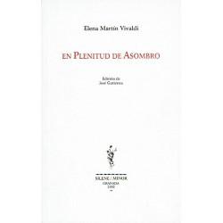 En plenitud de asombro (Antología poética).