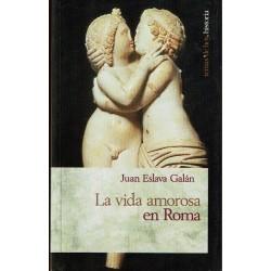 La vida amorosa en Roma.