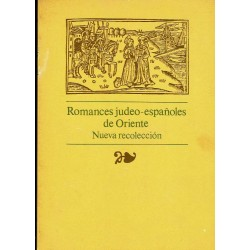Romances judeo-españoles de Oriente. Nueva recolección.