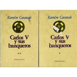 Carlos V y sus banqueros. La vida económica de España en una fase de su hegemonía 1516-1556.