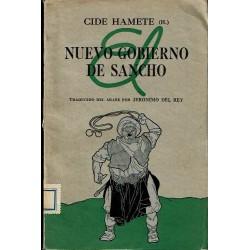 Nuevo gobierno de Sancho.