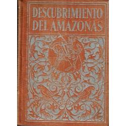 Descubrimiento del Amazonas.