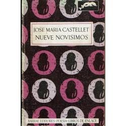 Nueve novísimos poetas españoles.