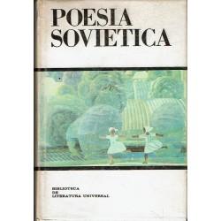 Poesía soviética.