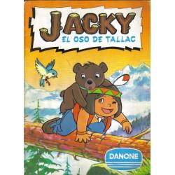 Jacky El oso de Tallac.