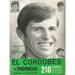 El Cordobés en provincias.