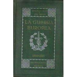 La Guerra Europea (1914-1918). Tomo VII.