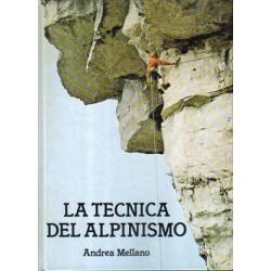 La técnica del alpinismo.