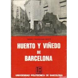 Huerto y viñedo de Barcelona (la guerra de los laudemios).