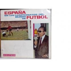 España en los campeonatos del mundo de fútbol.