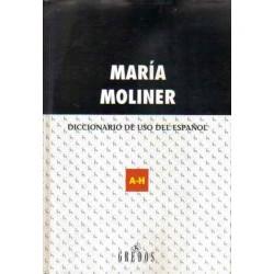 Diccionario de uso del español, 2 vols.