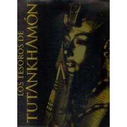 Los tesoros de Tutankhamón