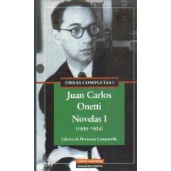 Obras completas de Juan Carlos Onetti