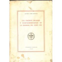 Los viajeros ingleses y norteamericanos en la Granada del siglo XIX
