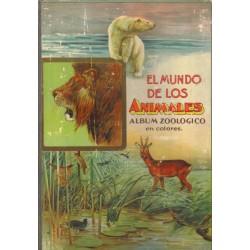El Mundo de los Animales. Album Zoológico