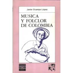Música y Folclor de Colombia