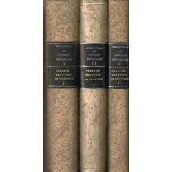 Obras de Fray Luis de Granada. 3 vols.