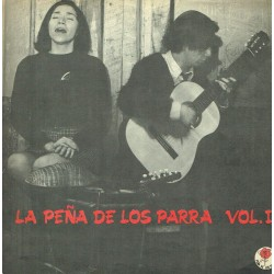 La peña de los Parra, vol.1.