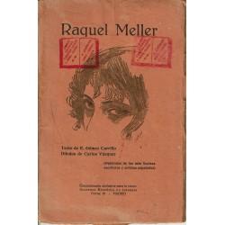 Raquel Meller.