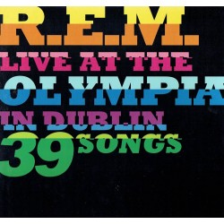 Live at the Olympia in Dublin 39 songs.