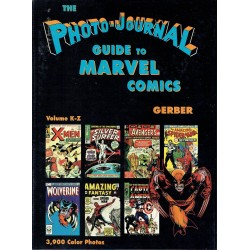 The Photo-Journal. Guide to Marvel Cómics. Volume 3 & 4.