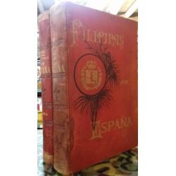 Filipinas por España. Narración episódica de la Rebelión en el Archipiélago Filipino