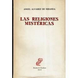 Las religiones mistéricas.