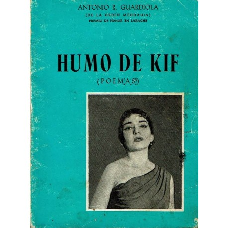 Humo de Kif (poemas).