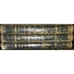 Historia de los girondinos. 3 vols.