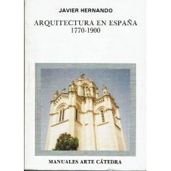 Arquitectura en España 1770-1900.