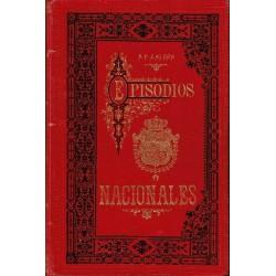 Episodios Nacionales. 10 vols.