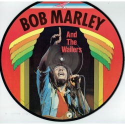 Bob Marley and The Wailers.