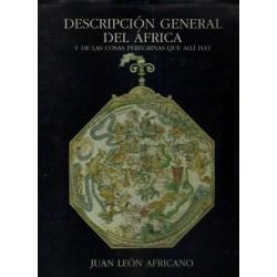 Descripción general del África y de las cosas peregrinas que allí hay.